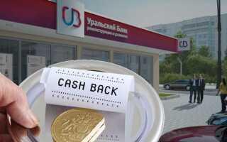 Последняя новость о кэшбэке в УБРиР — основные условия и бонусные категории